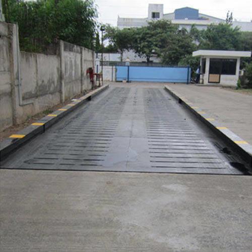 Mild Steel Industrial Weighbridge