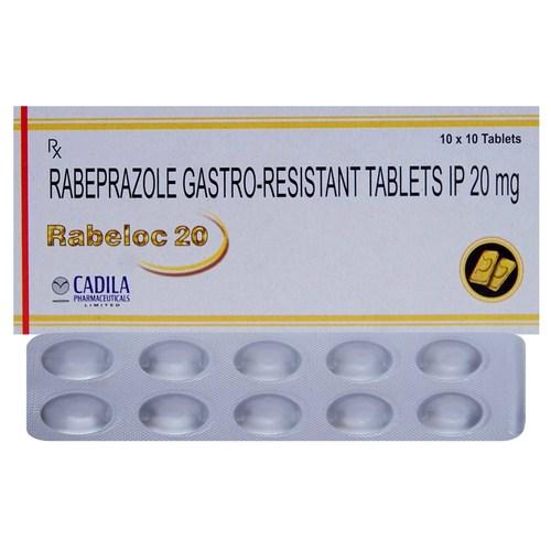 Rabeprazole Gastro Resistant Tablet