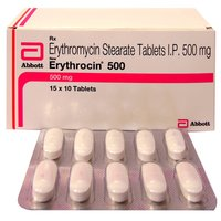 Erythroycin Steatrate Tablet