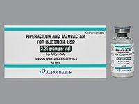 Piperacillin Tazobectam Injection