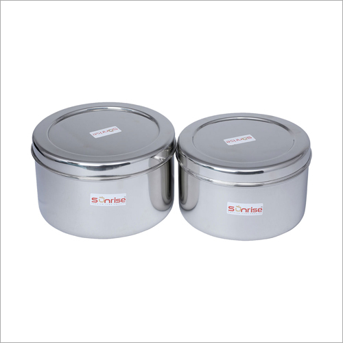 Stainless Steel Betha Dabba