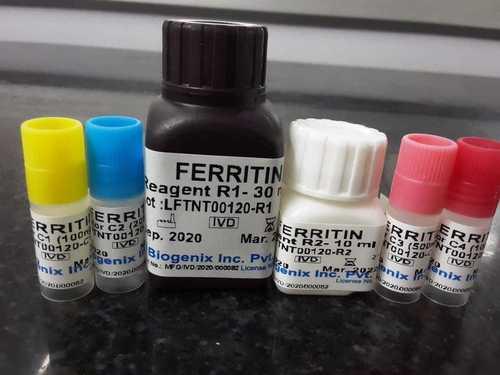 FERRITIN Turbilatex -40ml