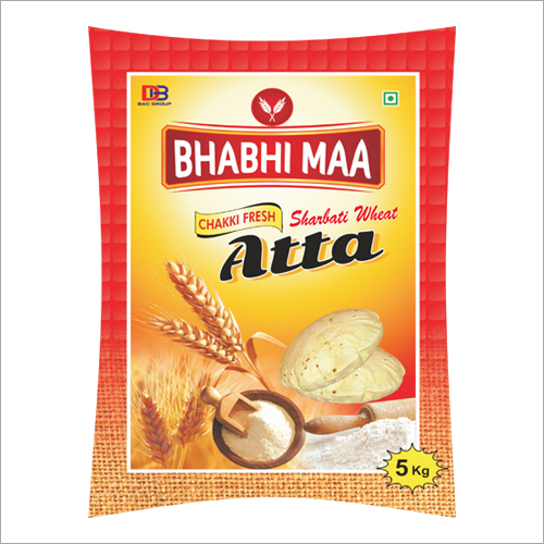 Chakki Fresh Sharbati Wheat Atta