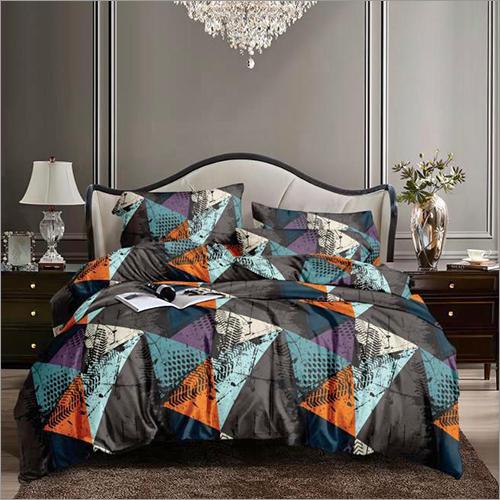 3D Printed Comforter Bed Sheet Set