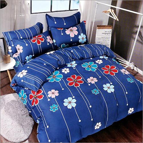 Printed Comforter Bed Sheet Set
