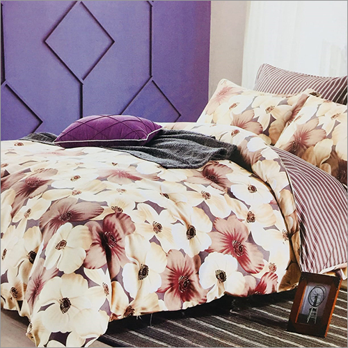 Designer Comforter Bed Sheet Set