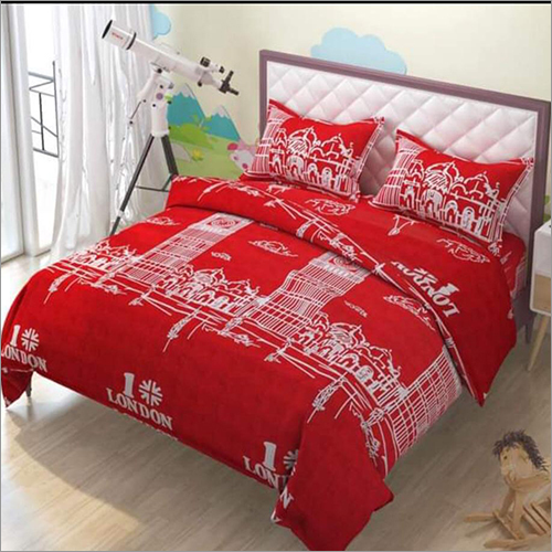 Fancy Comforter Bed Sheet Set