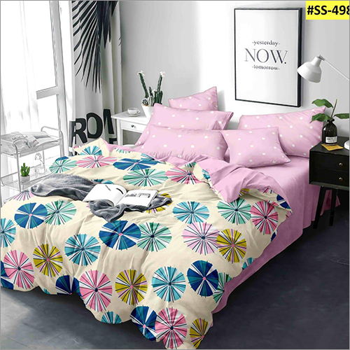 Queen Size Comforter Bed Sheet Set