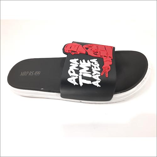 Mens Fancy Flip Flops Slipper