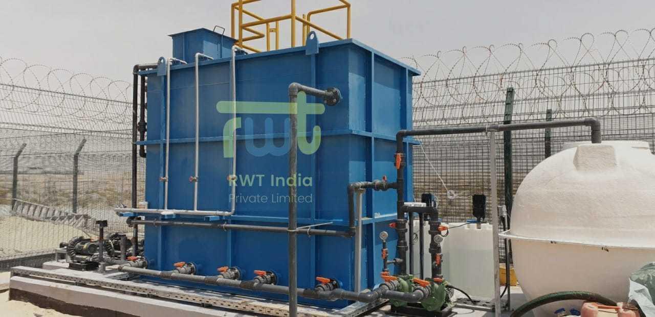 Common Sewage Treatment Plant
