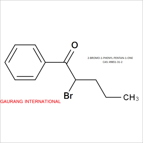2-Bromo 1 Phenyl Pentan 1 One