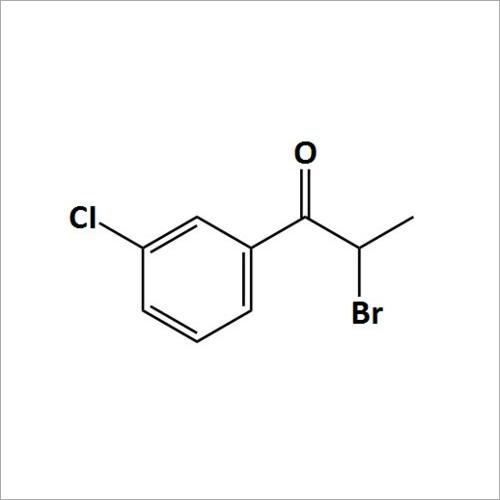 2-Bromo-3-Chloro Propiophenone
