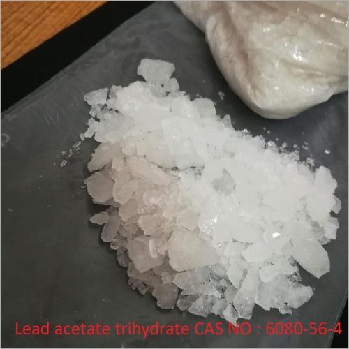 Pure Lead Acetate Trihydrate