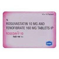 Rosuvastatin & Finofibrate Tablet