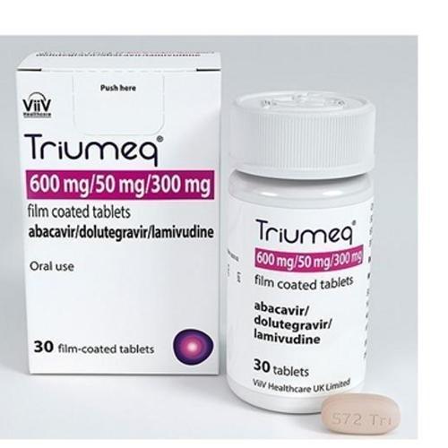 Dolutegravir, Abacavir, Lamivudine Tablet