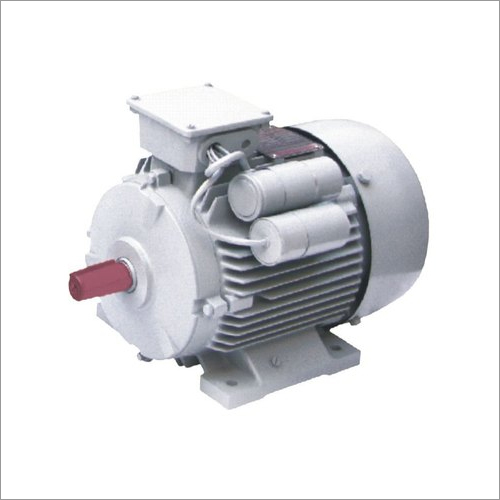2.0 HP Single Phase Flange Motor