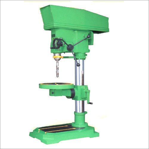 Industrial Pillar Drill Machine