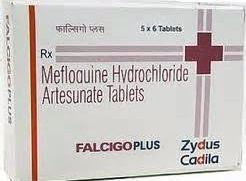 Mefloquine & Artesunate Tablets
