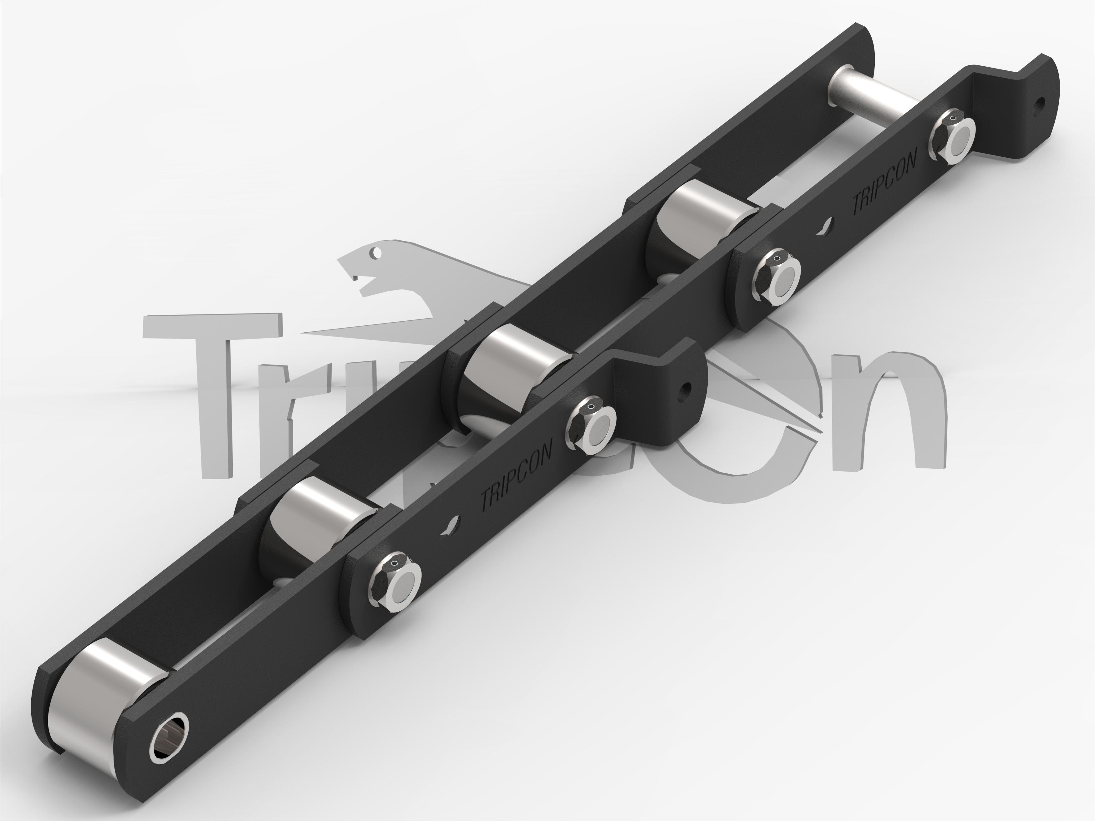 Flange Roller Chain