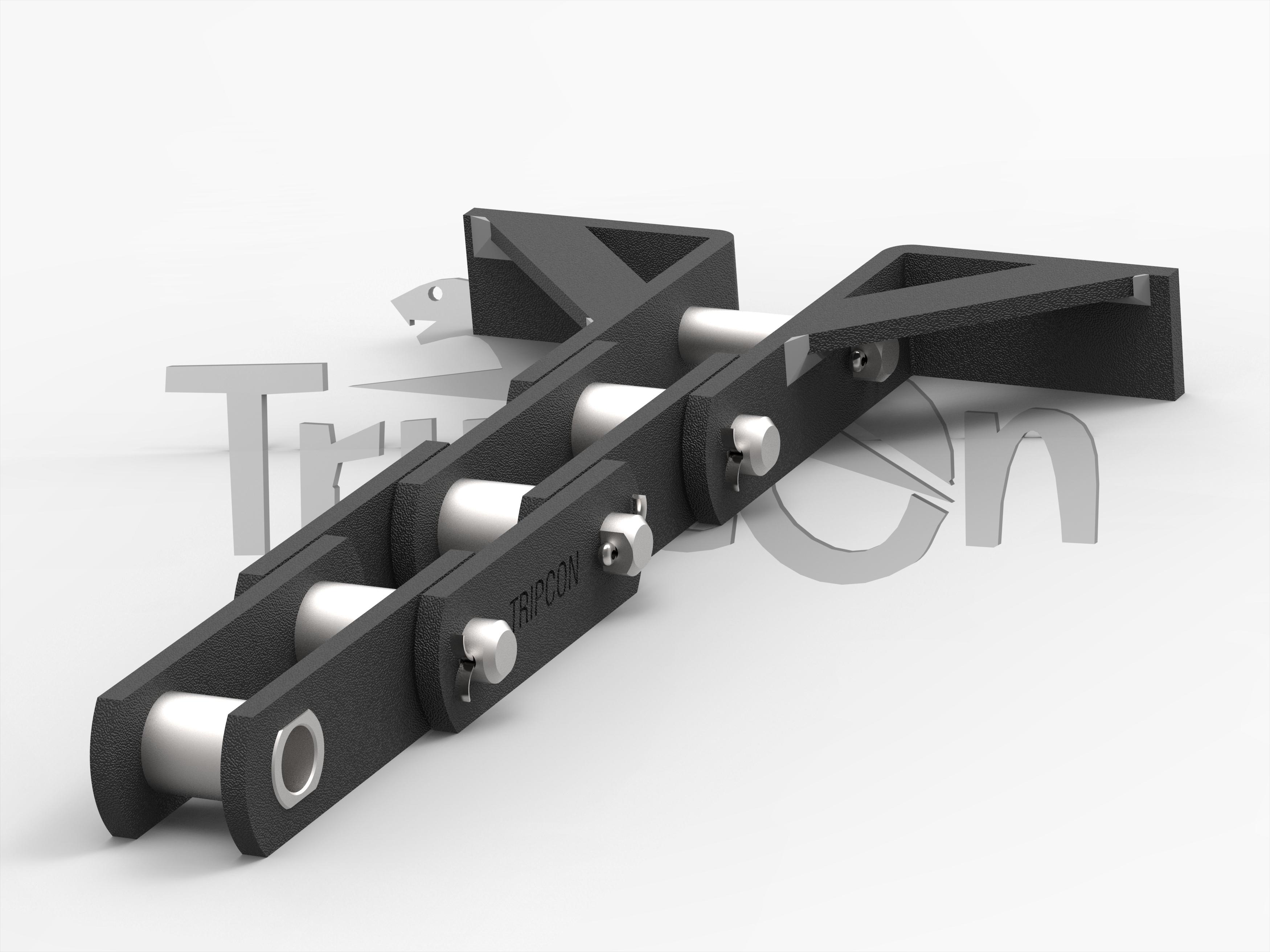 Flight Conveyor Chains