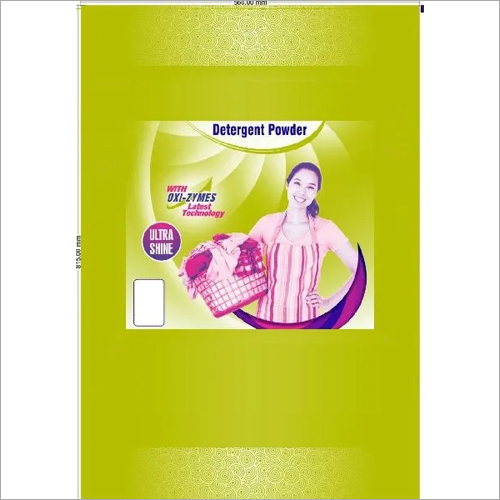 Detergent Packaging Bags