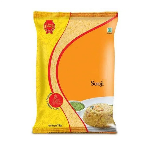1 KG Suji Rawa Packaging Bag