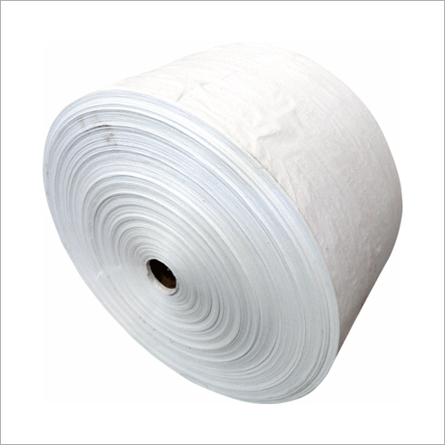 White PVC Packaging Roll