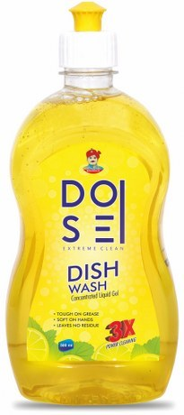 Dose Dishwash Liquid