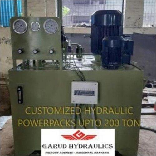 1100 L Hydraulic Power Pack