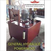 40L General Hydraulic Power Pack