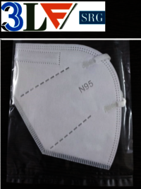 3lf Srg Surgical Mask With Nose Pin
