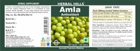 Herbal Hills Amla 60 Tablets Ayurvedic Amla Or Amlaki