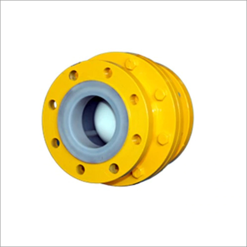 PFA - FEP Lined Ball Check Valve