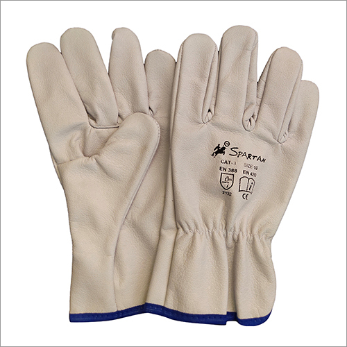 Driving Gloves Grain Leather AB Grade