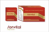 Ginseng multivitamin softgel