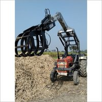 Iron Tractor Front Sugarcane Grabber