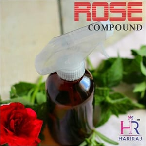 Rose Fragrance Water Soluble Perfume Compound