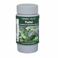 Herbal Hills Tulsi 60 Tablets 500 mg