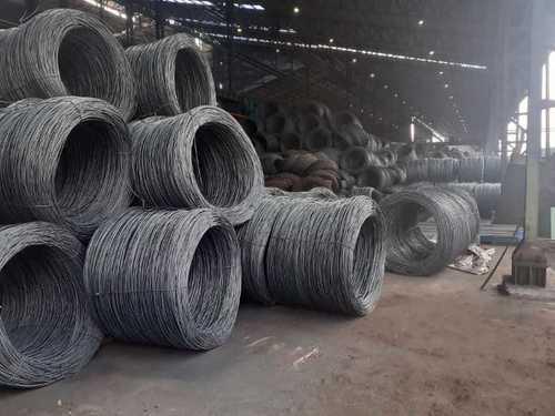 Wire rod mild steel
