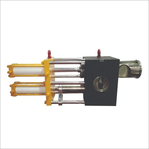 Twin Piston Type Hydraulic Screen Changer