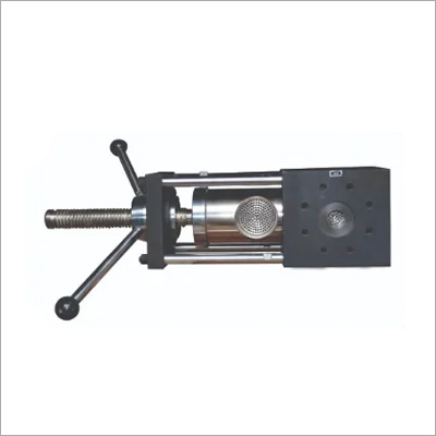Manual Piston Type Double Station Screen Changer