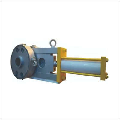 Hydraulic Operated Round Platen Type Screen Changer