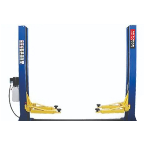 Hydraulic Car Washer Lift