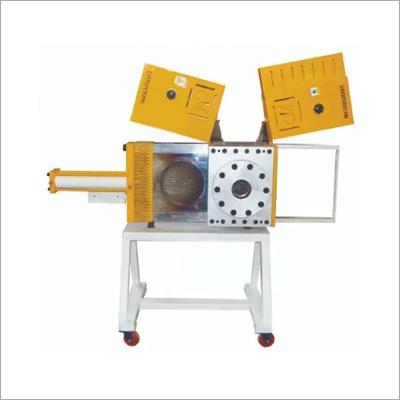 Platen Type Double Station Screen Changer