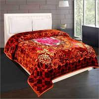 Shilay Rose Soft Mink Blanket