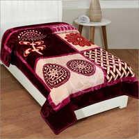 Shilay Four Section Soft Mink Blanket