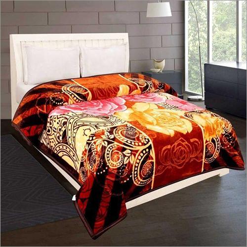 Shilay Luxury Yellow Soft Mink Blanket