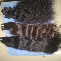New Arrival Machine Weft Straight Hair