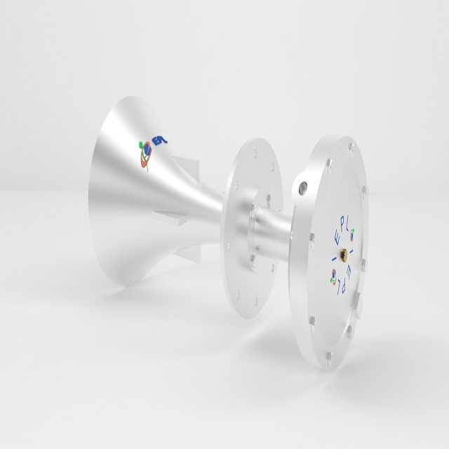 Acoustic Horn for thermal power plant