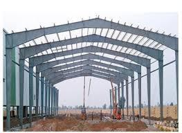 Steel Fabrication Shed